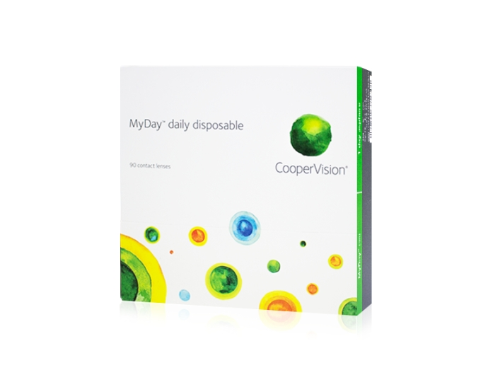 MyDay Daily Disposable 90 st/box