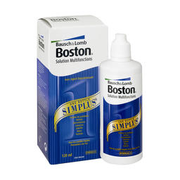 Boston Simplus Multi Action Solution 120ml