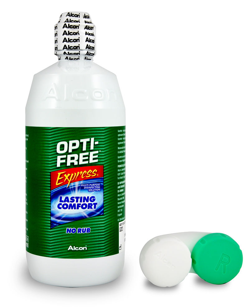 Optifree Express No Rub 355 ml